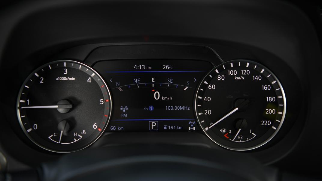 2021 Nissan Navara Double Cab 2.3 4WD VL 7AT Interior 064