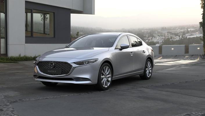 Mazda 3 Sedan 2020 Exterior 001