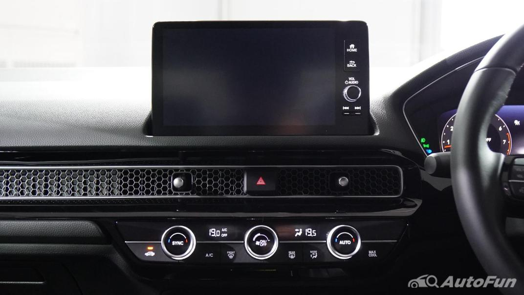 2022 Honda Civic RS Interior 105
