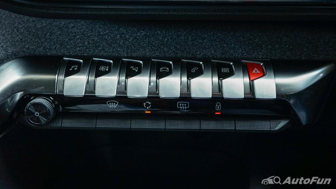 2020 Peugeot 5008 1.6 Allure Interior 020
