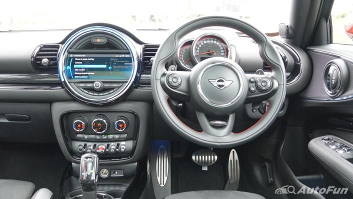 2020 2.0 Mini Clubman John Cooper Works Interior 003