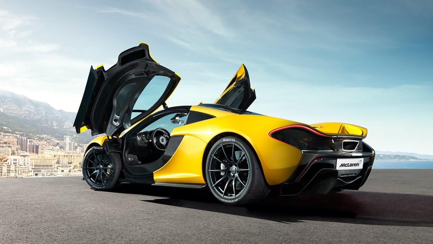 McLaren P1 2020 Exterior 007