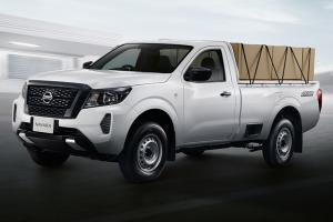 Nissan Navara เพิ่มซิงเกิ้ลแค็บ เครื่องยนต์ 2.5 ลิตร 163 แรงม้า เกียร์ธรรมดา เคาะราคา 5.19-6.49 แสนบาท