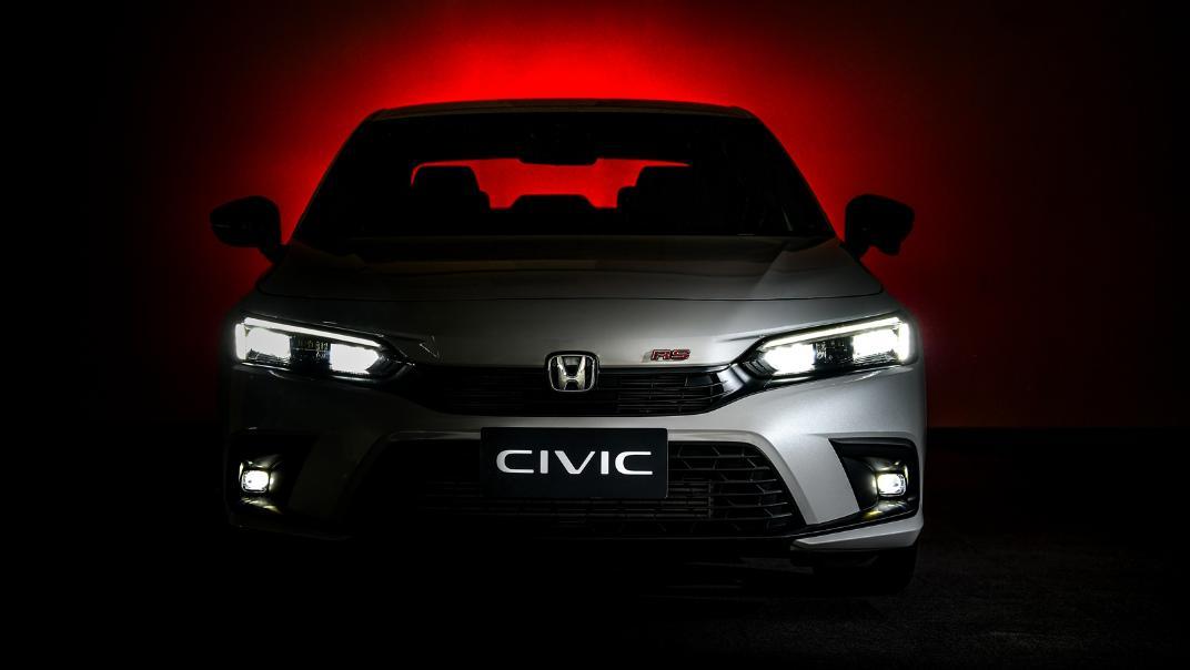 2022 Honda Civic RS Exterior 012
