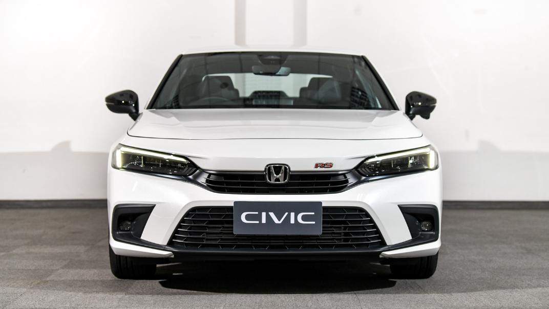 2022 Honda Civic RS Exterior 002