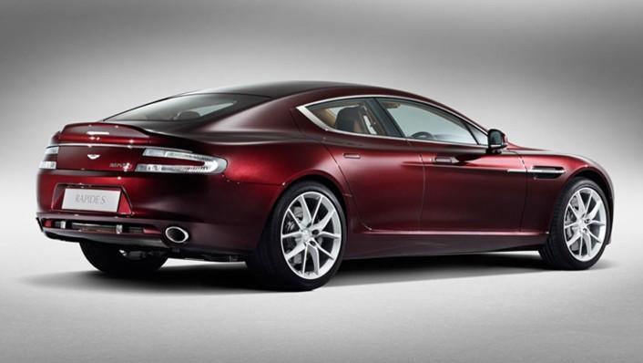 Aston Martin Rapide S 2020 Exterior 003