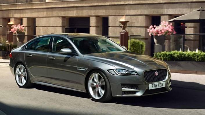 Jaguar XF 2020 Exterior 007