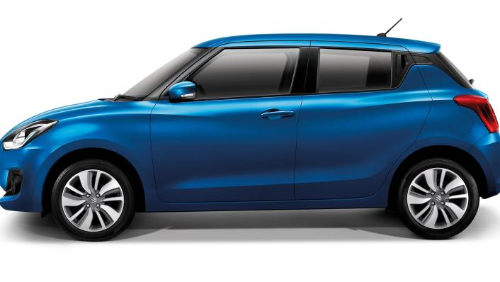 2021 Suzuki Swift Exterior 004