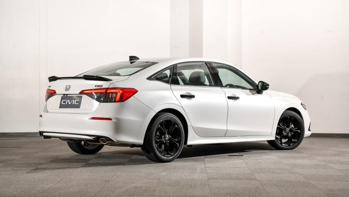 2022 Honda Civic RS Exterior 005