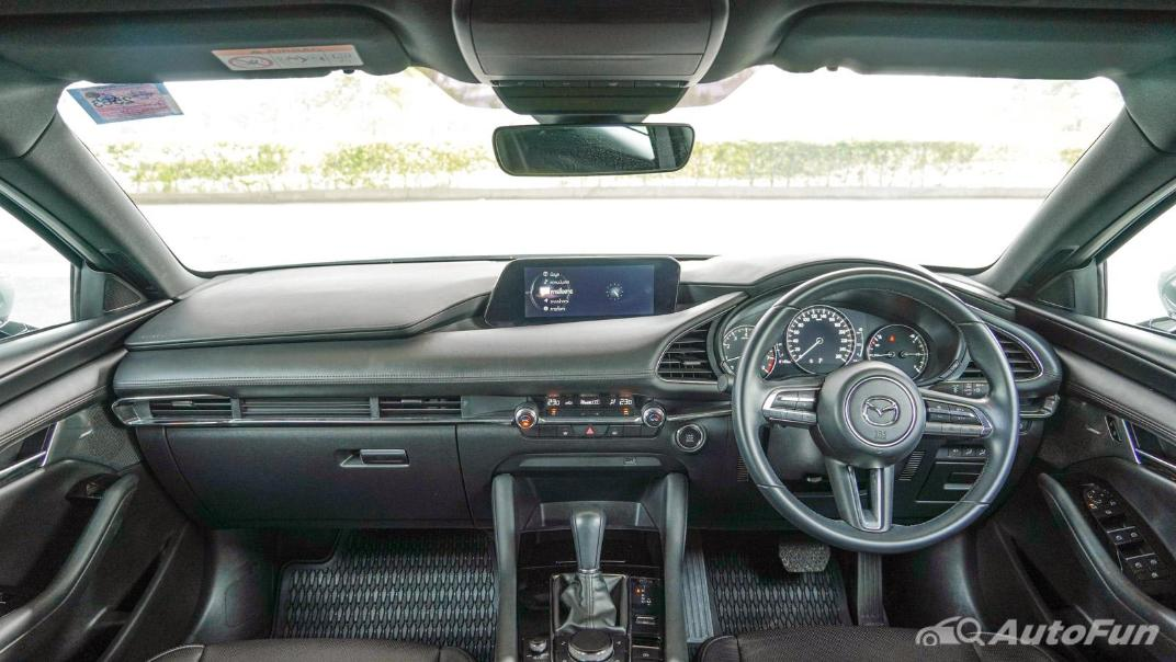 2020 Mazda 3 Fastback 2.0 SP Sports Interior 001