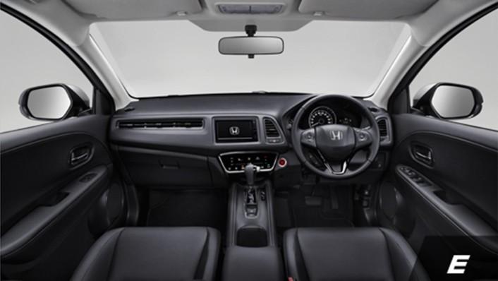 Honda HR-V Public 2020 Interior 003