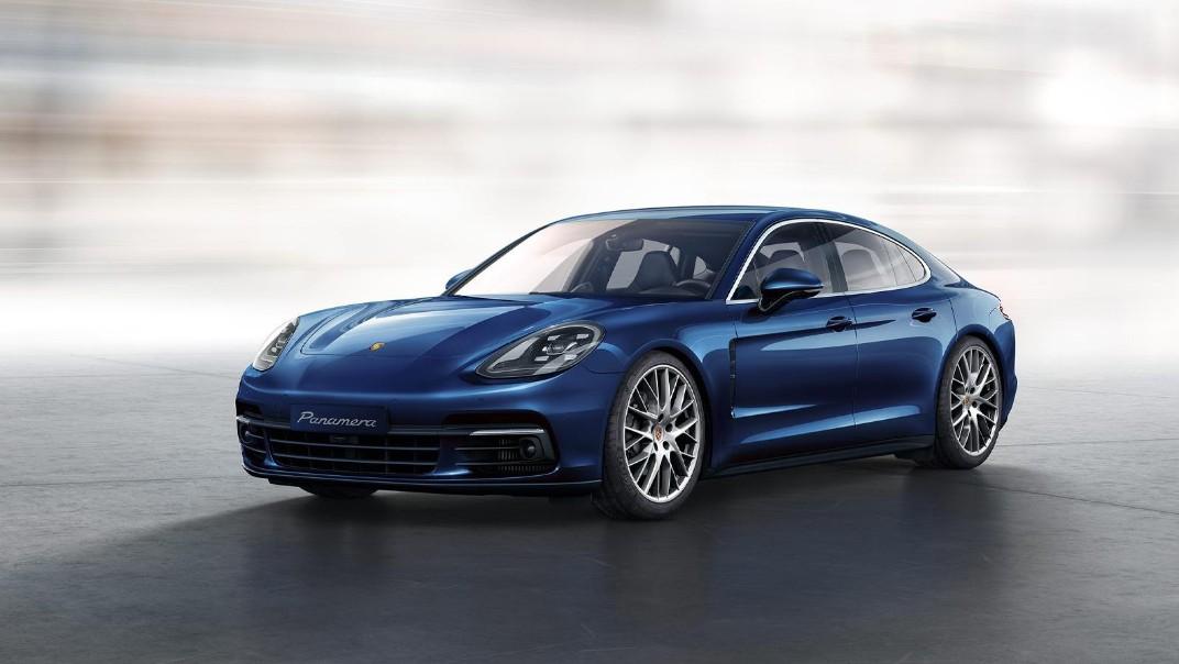 Porsche Panamera 2020 Exterior 001