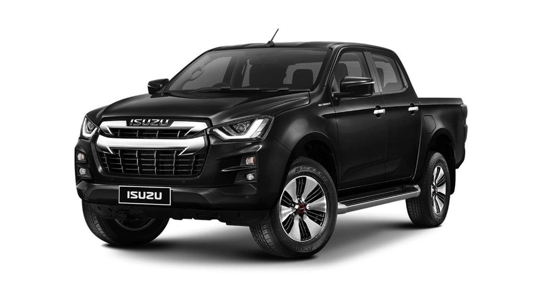 Isuzu D-Max 4-Door 2020 Others 004