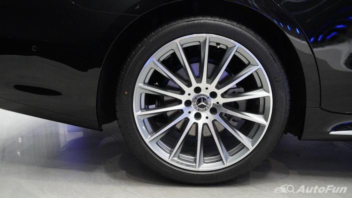 2021 Mercedes-Benz S-Class S 350 d AMG Premium Exterior 009