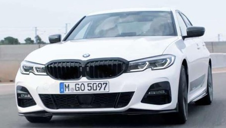 2021 BMW 3 Series Sedan 2.0 330i M Sport ราคารถ, รีวิว, สเปค, รูปภาพรถในประเทศไทย | AutoFun