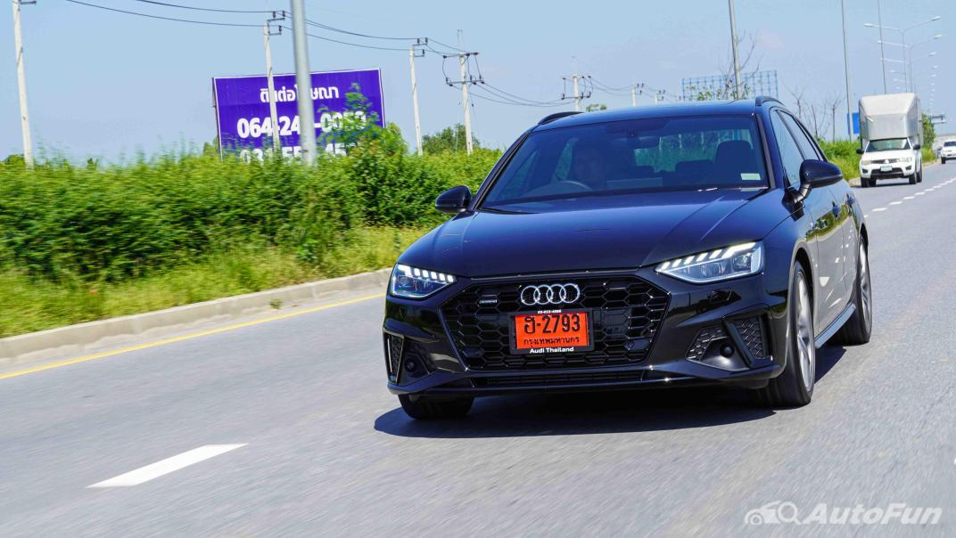 2020 Audi A4 Avant 2.0 45 TFSI Quattro S Line Black Edition Exterior 049