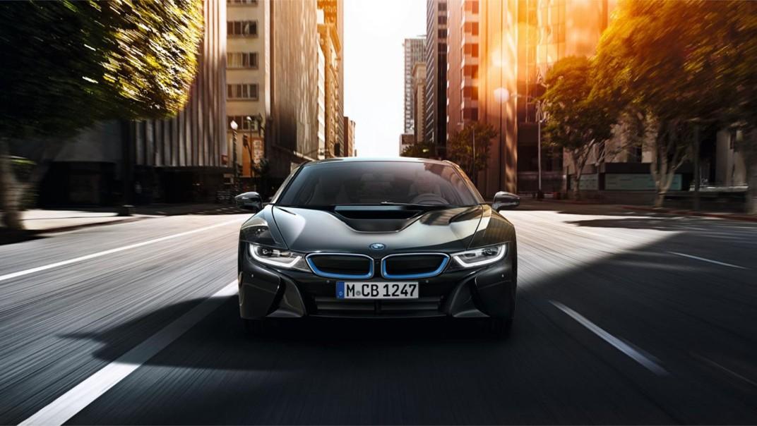 BMW I8 2020 Exterior 019