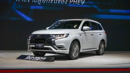 2021 Mitsubishi Outlander PHEV GT ราคารถ, รีวิว, สเปค, รูปภาพรถในประเทศไทย | AutoFun