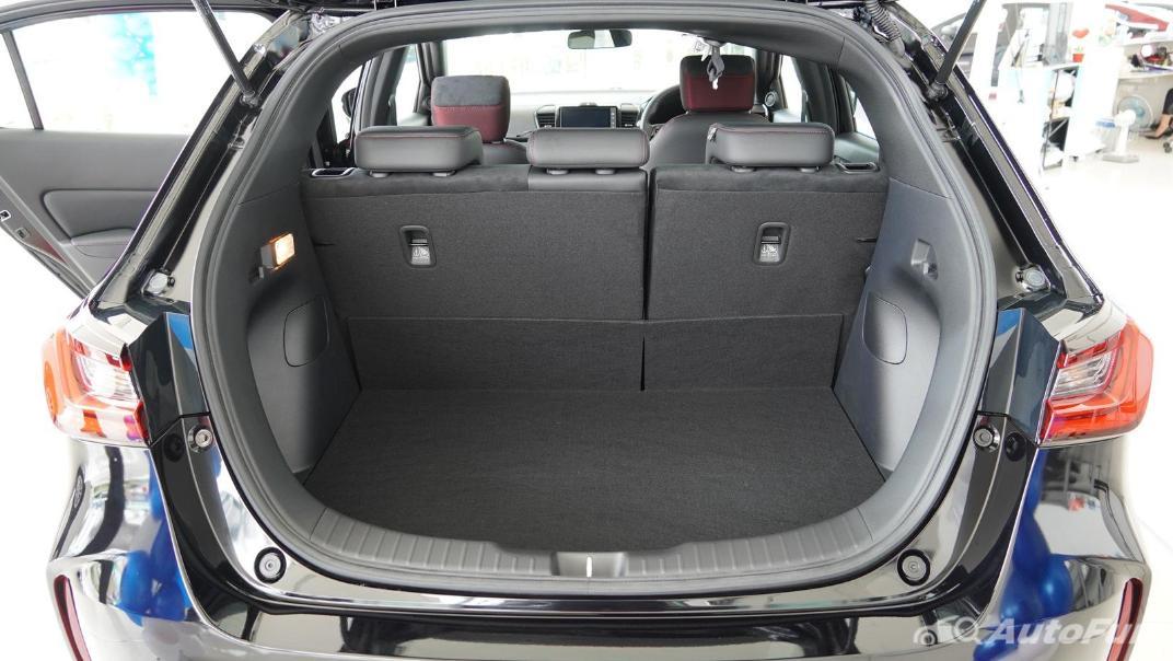2021 Honda City Hatchback e:HEV RS Interior 099