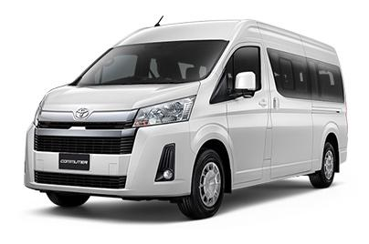 2020 2.8 Toyota Commuter MT