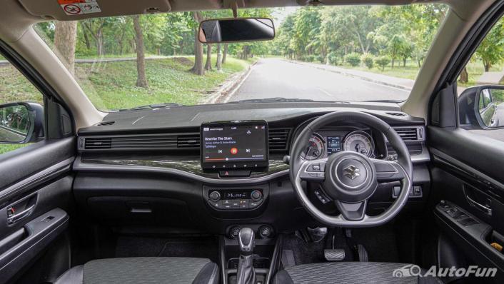 2020 1.5 Suzuki XL7 GLX Interior 001
