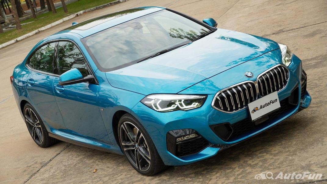 2021 BMW 2 Series Gran Coupe 220i M Sport Exterior 069