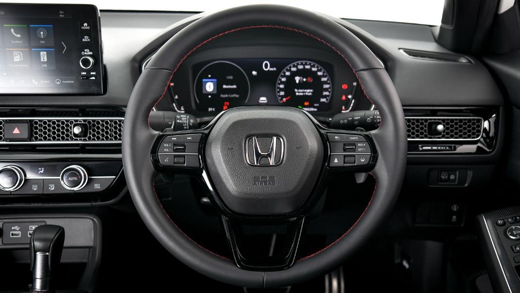 2022 Honda Civic RS Interior 005