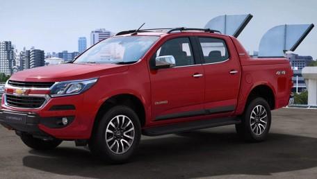 2021 Chevrolet Colorado 2.5 Trail Boss ราคารถ, รีวิว, สเปค, รูปภาพรถในประเทศไทย | AutoFun