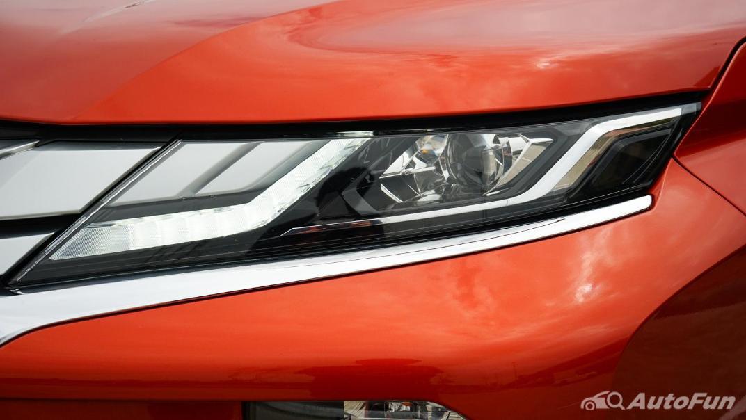 2020 Mitsubishi Triton Double Cab 4WD 2.4 GT Premium 6AT Exterior 015