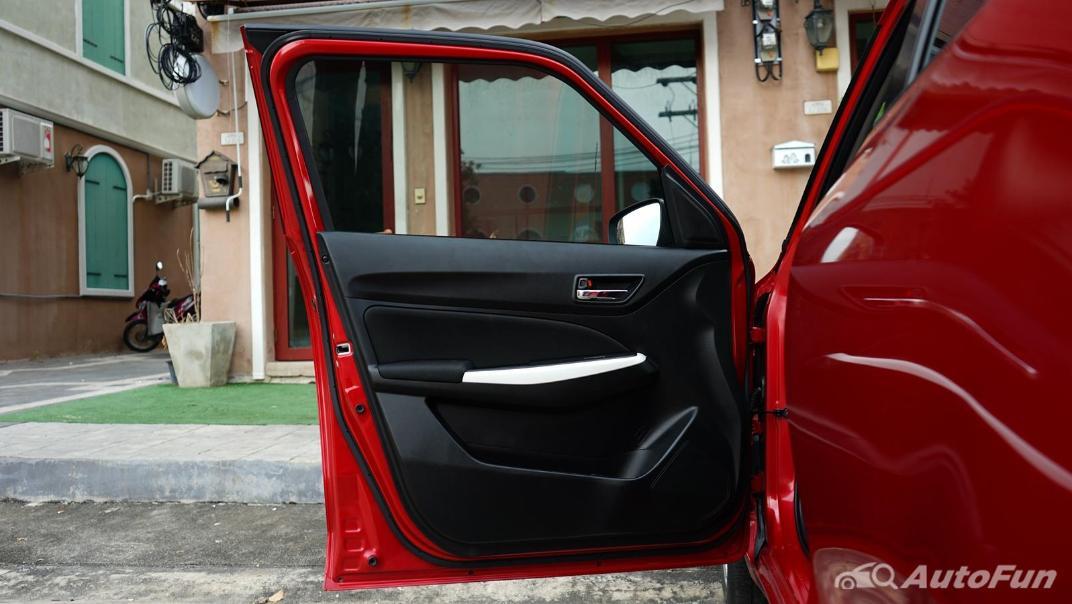 2020 Suzuki Swift 1.2 GL CVT Interior 013