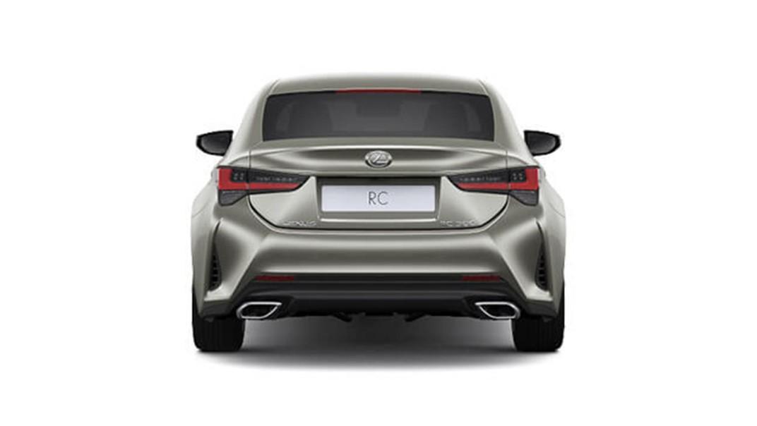 Lexus RC 2020 Exterior 016
