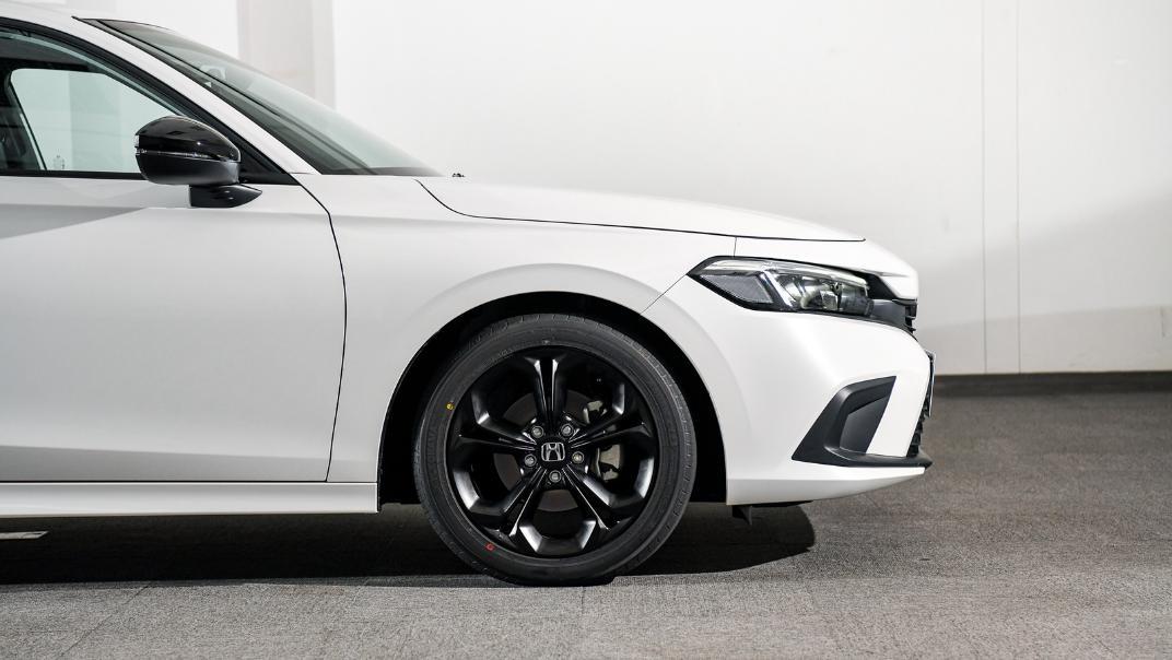 2022 Honda Civic RS Exterior 051