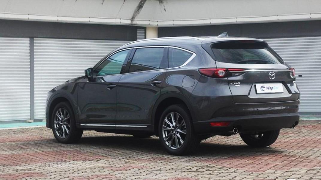 Mazda CX-8 2020 Exterior 005