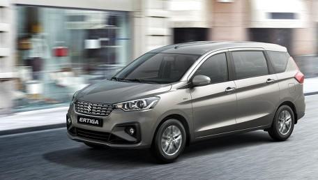 2021 Suzuki Ertiga 1.5 GX ราคารถ, รีวิว, สเปค, รูปภาพรถในประเทศไทย | AutoFun