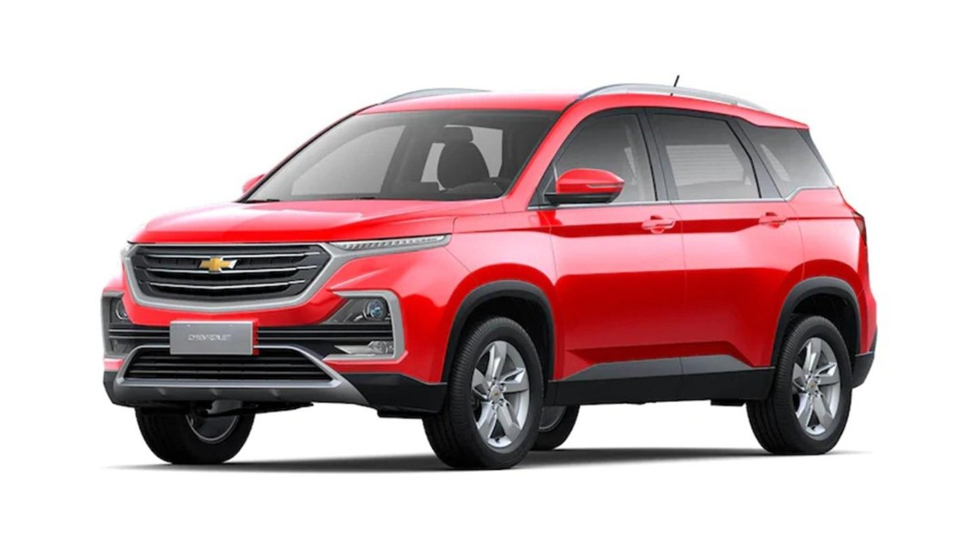 Chevrolet Captiva 2020 Others 001