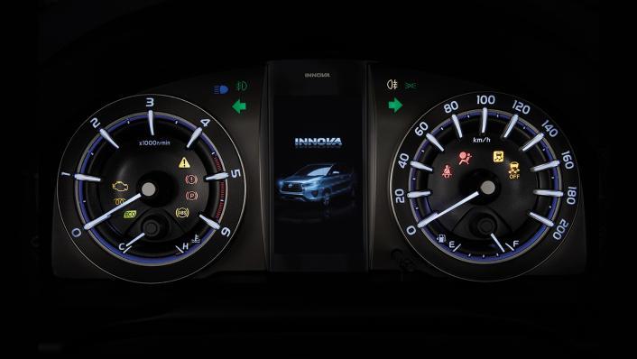 2021 Toyota Innova Crysta Public Interior 003