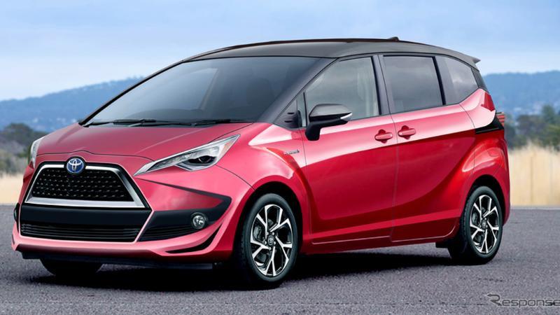2021 Toyota Sienta เปิดตัวปีหน้า ตัวถังใหญ่ขึ้นแต่หน้าตาปราดเปรียวกว่าเดิม 02