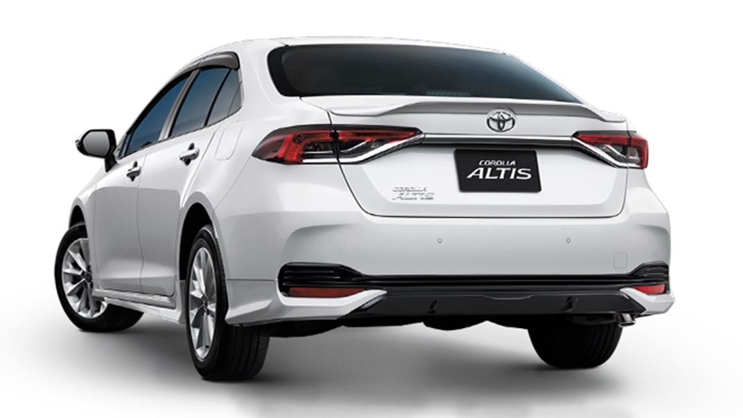 Toyota Corolla Altis 2021 Exterior 010