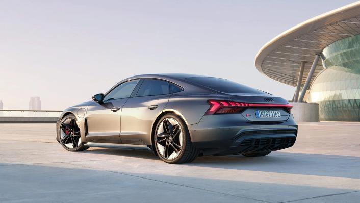 2021 Audi RS e-tron GT quattro Exterior 004