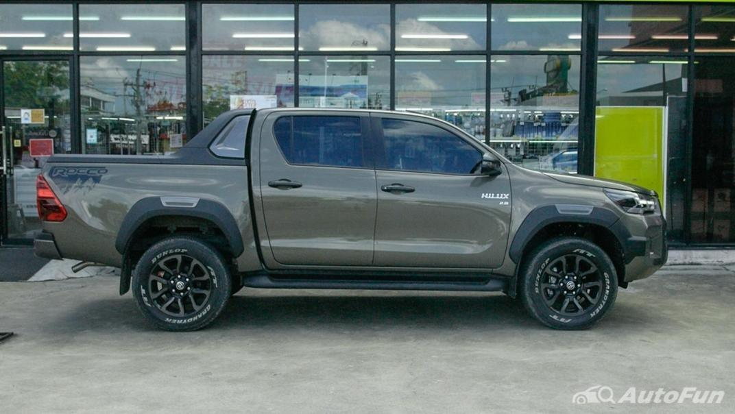 2020 Toyota Hilux Revo Double Cab 4x4 2.8High AT Exterior 005