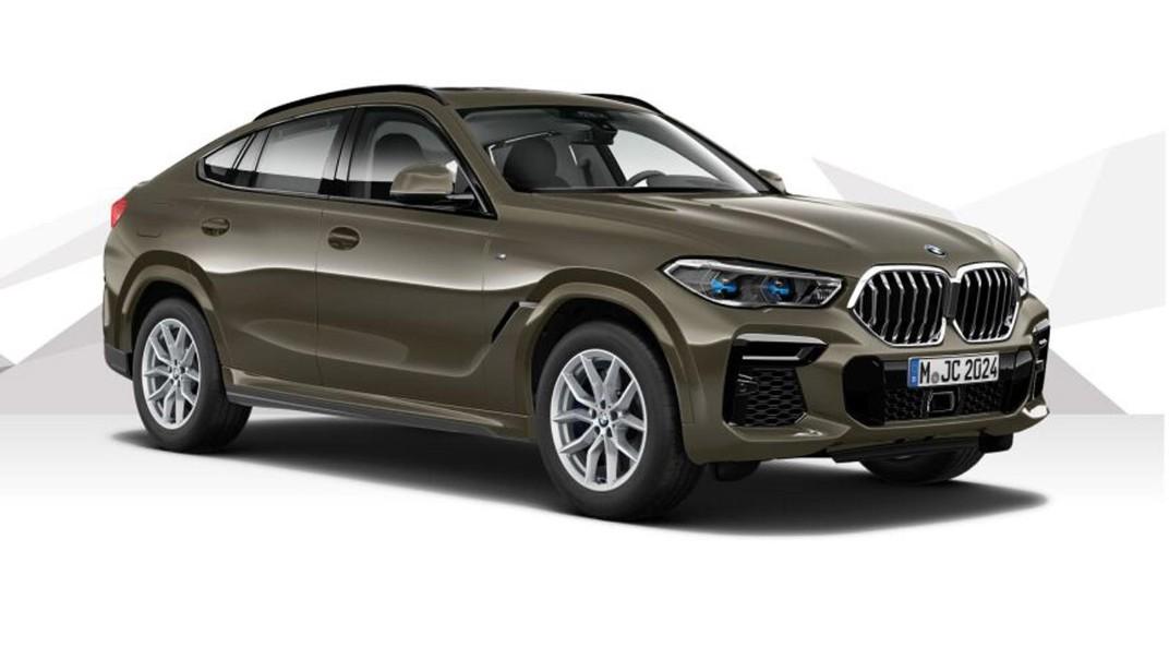 BMW X6 2020 Exterior 003