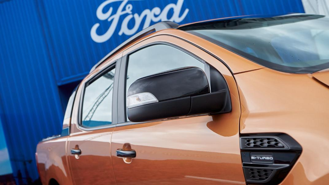 2021 Ford Ranger Wildtrak Exterior 005