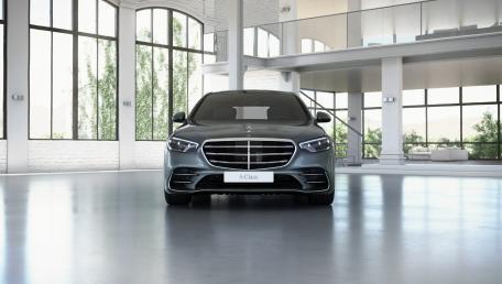 2021 Mercedes-Benz S-Class S 350 d AMG Premium ราคารถ, รีวิว, สเปค, รูปภาพรถในประเทศไทย   AutoFun