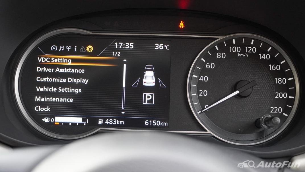 2020 Nissan Almera 1.0 Turbo VL CVT Interior 011