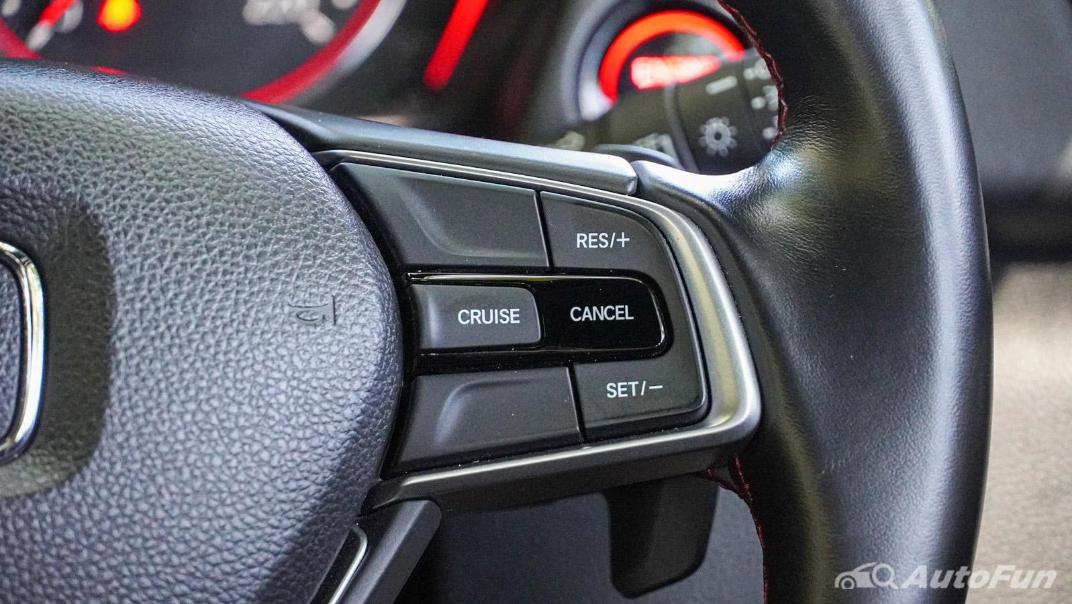 2020 Honda City 1.0 RS Interior 008
