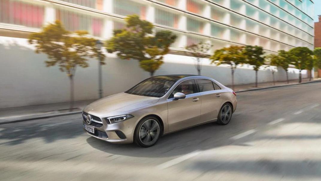 Mercedes-Benz A-Class Public 2020 Exterior 005