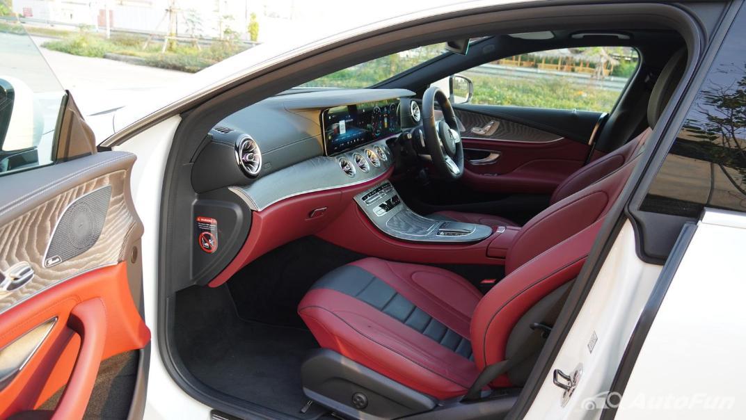 2021 Mercedes-Benz CLS 220 d AMG Premium Interior 041