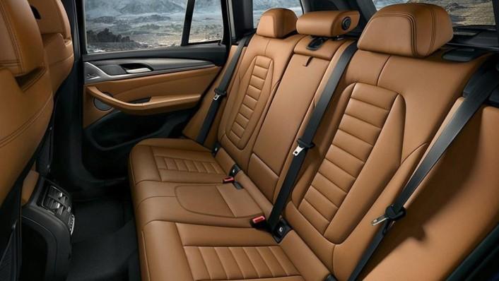 BMW X3 2020 Interior 003