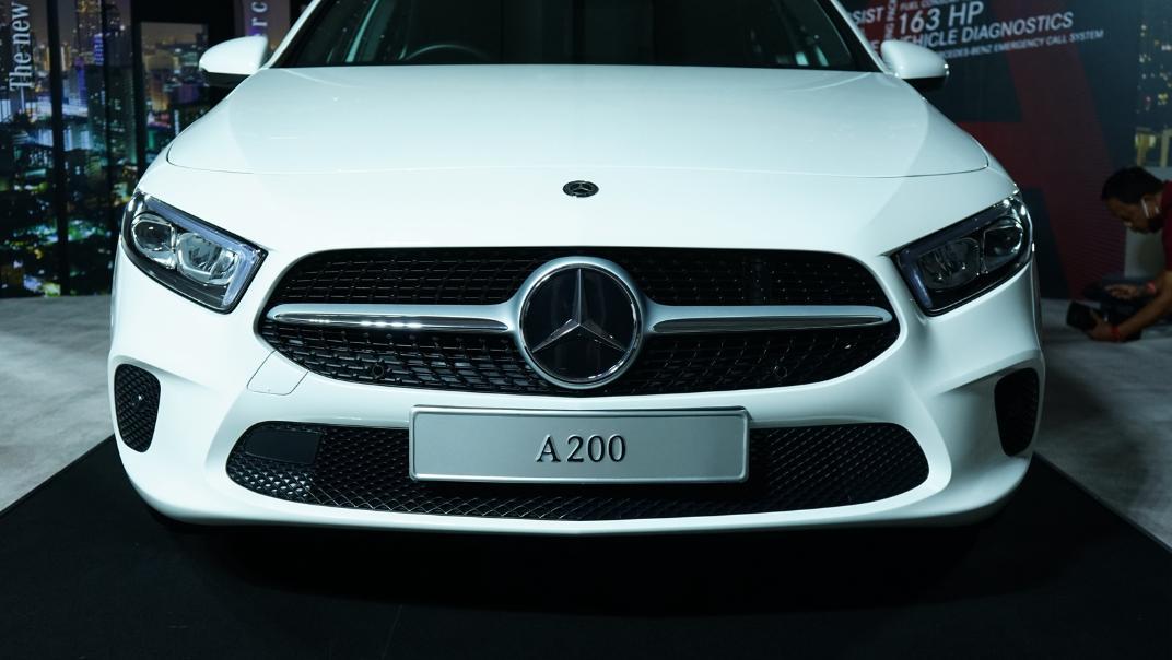 2021 Mercedes-Benz A-Class A 200 Progressive Exterior 030