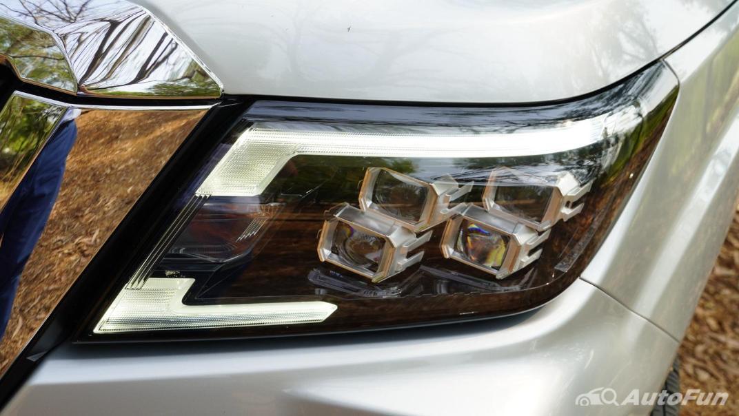 2021 Nissan Navara Double Cab 2.3 4WD VL 7AT Exterior 031